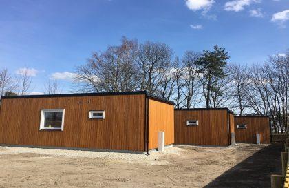 6 modular homes to the municipality of Sarpsborg.
