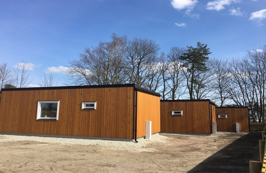 6 modulbaserte boliger til Sarpsborg Kommune