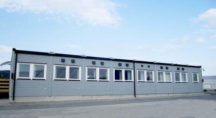 Office rig at Statoil Kårstø