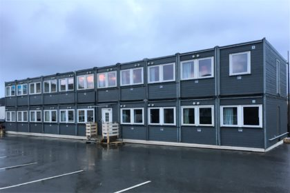 Kontorrigg til Haugaland Kraft